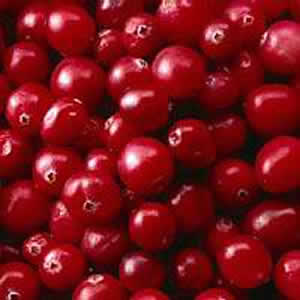 Cranberries not just for sauce