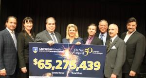 LU celebrates successful fundraising campaign