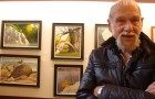 Art Gallery honours Ivan Wheale