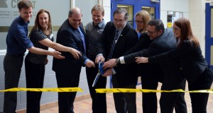 Laurentian opens Centre for Research in Occupational Health and Safety