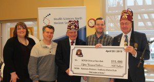 Shriners help NEO Kids