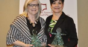 HSN's physician recruiter wins national award