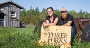 Local farmers passionate about food