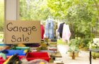 How to prepare for a successful garage sale